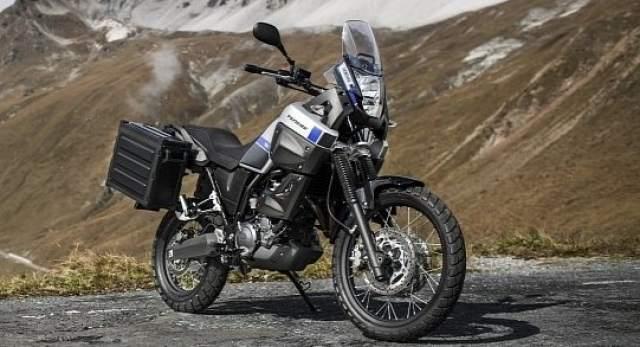 Yamaha XT660 Ténéré