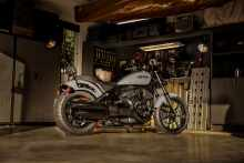 Indian Motorcycle custom project