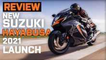 Hayabusa UK road test and review