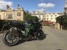 Kawasaki Ninja H2 2019 Visordown Review