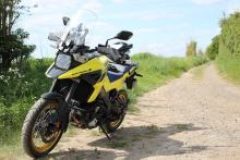 Suzuki V-Strom 1050 XT review