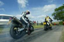 Road Test: XB12 v Ducati Hypermotard v KTM 950