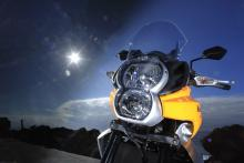 2010 Kawasaki Versys launch test review