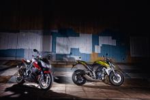 Real World Superbikes: Honda CB1000R v Kawasaki Z1000