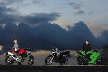Starter Motors: Kawasaki Ninja 250R, BMW F650GS & Ducati Monster 696