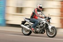 First Ride: Suzuki SV1000 review