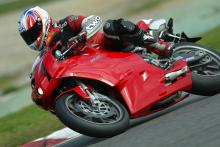 First Ride: Ducati 749S review