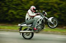 First Ride: 2003 Suzuki SV650 review