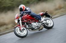 First Ride: 2006 Ducati Monster S2R 1000