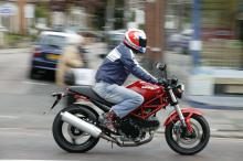 First Ride: 2006 Ducati Monster 695