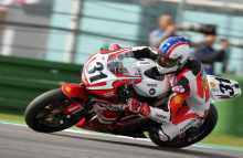 idm Muggeridge wins IDM Superbike title on combined ABS Honda Fireblade