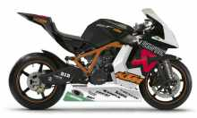 idm KTM's RC8 R McWilliams replica