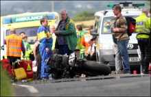 ireland Spectator killed in Armoy road races