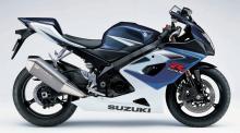 Niall's Spin: Suzuki GSX-R1000 K6