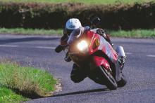 Niall's Spin: Suzuki GSX1300 Hayabusa