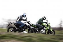 KTM Duke VS Kawasaki ER-6n