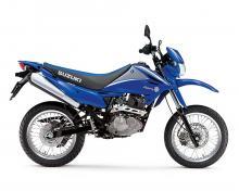 First Ride - Suzuki DR125SM