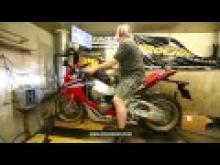 Dyno video: Honda Fireblade SP
