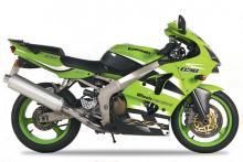 First Ride: 2002 Kawasaki ZX-6R 636