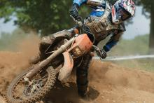 enduro Living with a 2003 KTM 450 EXC