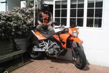 Living with a 2006 KTM 950SM