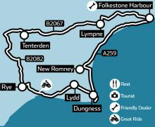 cafe Reader's Rides: Folkestone Rumble