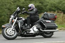 Street Bob First Ride: 2007 Harley-Davidson Range