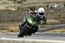 First Ride: 2011 Kawasaki Z750R