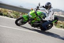 First Ride: 2007 Kawasaki Z750