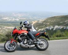 First Ride: 2007 Kawasaki Versys