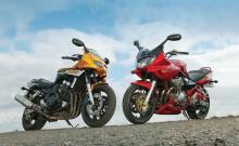 Used Review: Yamaha Fazer V Suzuki Bandit