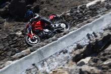 First ride: Ducati Monster 1100 Evo review