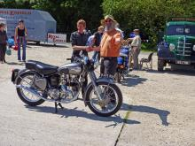 day Royal Enfield's sixth open weekend