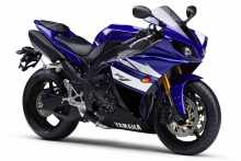 updates New colours for 2012 Yamaha R1...