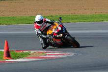 Snetterton Dunlop Sportmax D211 GP Racers review - track tested