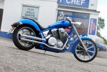 First Ride: Honda VT1300CX Fury
