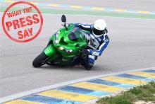 motorcycle news What The Press Say: Kawasaki ZZR1400 reviews