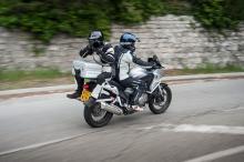 Honda Crosstourer - 2k miles in 7 days...