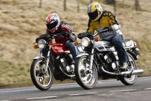 Class of '80 - Yamaha RD250 vs. Suzuki GT250