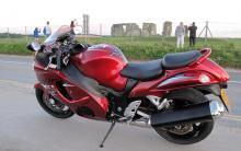 2012 Suzuki Hayabusa review