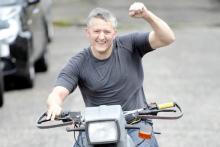 stolen bike Stolen bike found through social media