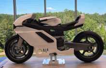 Pierre Terblanche designed Mono concept revealed