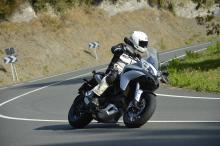 2013 Ducati Multistrada MTS1200 S Touring review