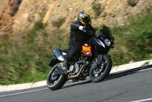 2009 KTM 990SMT first ride review