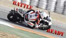 updates First Ride: 2013 Triumph Daytona 675R review