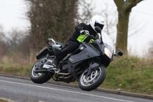 First Ride: 2013 BMW F800GT review
