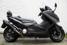 First Ride: 2013 Yamaha TMAX Black Max 530 review