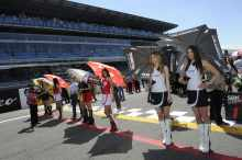 grid girls wsb WSB 2013: Monza grid girls