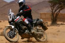 Yamaha XT660Z Tenere first ride review
