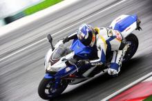 2008 Suzuki GSX-R600 first ride review